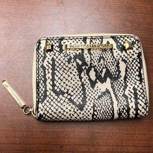 Rebecca Minkoff zip wallet